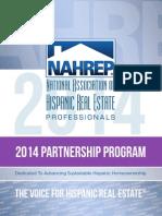 2014 NAHREP Partnership Program