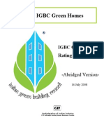 IGBC Green Homes Rating System - Final