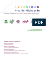 Biodiversidad Michoacan