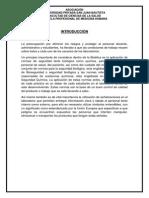 Informe n1- Quimica Medica