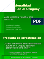 PPT Defensa FINAL Institucionalidad Cultural Gustavo Robaina