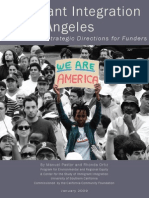 Immigrant Integration in Los Angeles