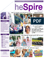 The Spire Newsletter July 7 2014