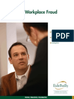 Managing Fraud