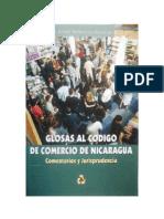 Código de Comercio de Nicaraguacomentadoyconcordado
