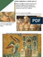 Italie peinture XIIIe premieres ruptures 2
