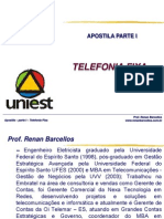 Apostila - Telefonia Fixa