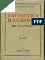 Aritmética Racional 2Ed  José Júlio  Soares -1942