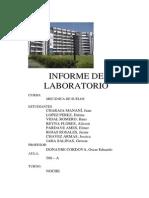Informe de LABORATORIO - Suelos- Granulometria