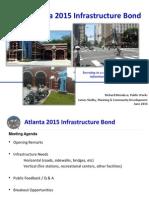 Atlanta Bond Package Presentation - June 2014