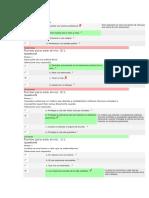 Quiz Etica, Iniciativa Empresarial, Planeacion Estrategica y Fundamentos de Mercadeo