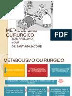 METABOLISMO QUIRURGICO