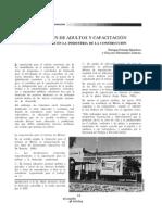 Educacion de Adultos y Capacitacion en El Area Industrial