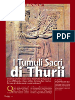 I tumuli sacri di Thurii
