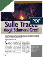 Sulle tracce degli sciamani greci