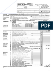 2006 Federal Form 1040 cooley
