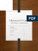 oolawal supporting documents