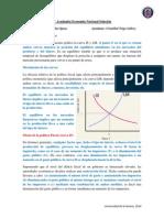 Ayudantía 5 Economía Nacional 1sem 2014 Solución