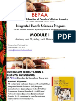 BEPAA-Integrated Health Sciences (IHS) Curriculum Guidebook -Student Interactive Version