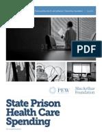 State Prison Healthcare Spending Report