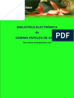 Biblioteca Electrónica de Génesis - Salud