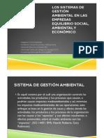 Sistemas de Gestion Ambiental en Empresas