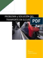 Monografia Transporte en El Cusco