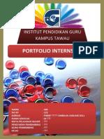 Portfolio Internship