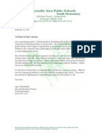 letter of rec mrs  spielmaker