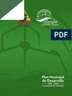 Plan Desarrollo Bacalar 2013-2016