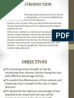 Lime Column