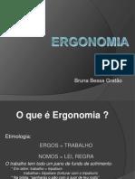 Introdução a Ergonomia