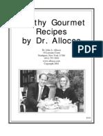 Healthy Gourmet recipes
