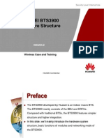 HUAWEI BTS3900 Hardware Structure