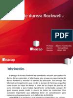 Ensayo Rockwell