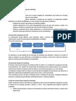 Resumen Libro Publicidad, Promoción y CIM 2