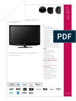 LG 32lh20 Brochure