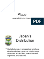 Japanese Distribution PPT