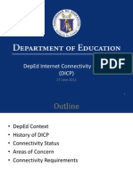 DepEd Internet Connectivity