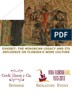 The minorcan legacyibit the Minorcan Legacy and Its Influence on Floridas Wine Culture