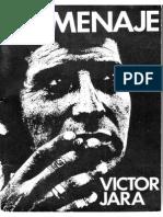 Homenaje Victor Jara