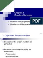 2 Random Numbers
