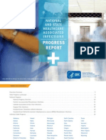 CDC Health Care Report