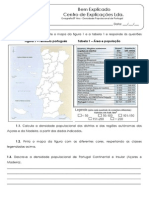 A.1.1 - Ficha de Trabalho - Distribuição Da População Mundial (2)