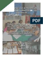 Planificación Organización Centro Educativo