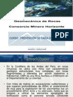 Tema 1- Geomecanica de Rocas Cmh