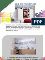 Muebles de Melamina Para Tu Cocina