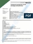 Nbr 5419 - Abnt - Protecao de Estrutu Ras Contra Descargas Atmosfericas