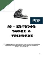 16 Estudos Sobre Trindade