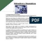 UNIDAD 1 y 2 Conceptos Basicos de Neumatica e Hidraulica y Elementos